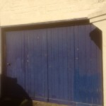 Garage door refurb