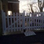 Bespoke fence/ gate