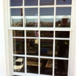 Window re-furnish after