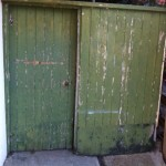 Bespoke gate before /after