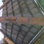 Hip tile repair