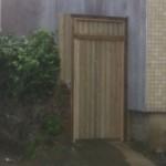 Bespoke gate/frame